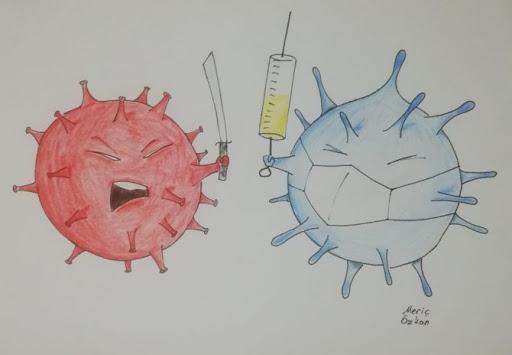 Virüsün Mutasyonu