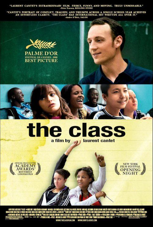 The Class/Entre Les Murs