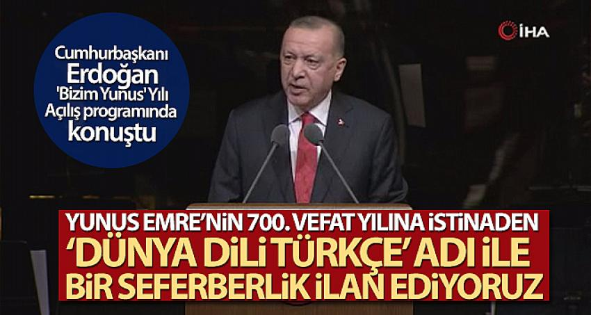 Türkçe Davası!