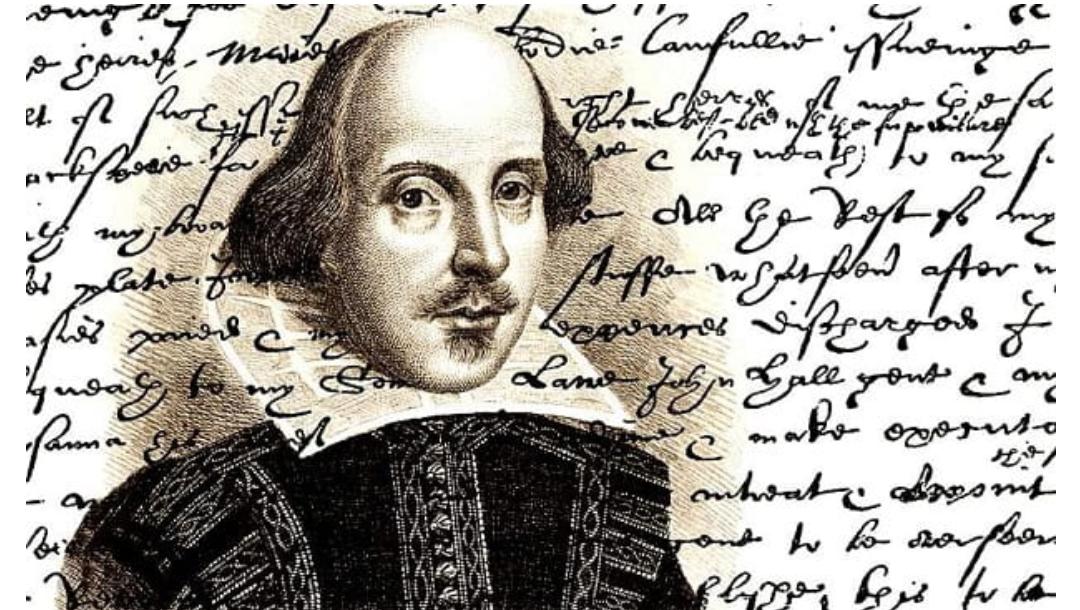 İki Shakespeare: Biri var, biri yokmuş!